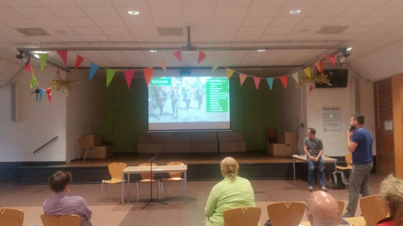 Graagtraag.nl | Buurt bestuurt bijeenkomst 1 september 2017